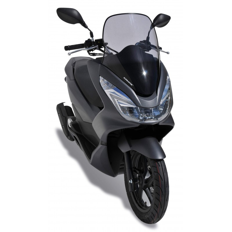 pare brise scooter ermax touring honda pcx 125 150. Black Bedroom Furniture Sets. Home Design Ideas